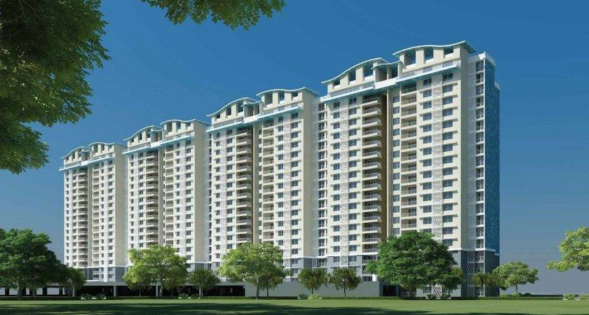 Purva High Waves Hennur Road Bangalore