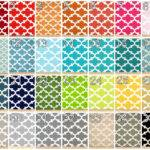 Quatrefoil Curtains Drapery Panels Premier Prints Fynn