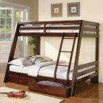 Queen Bunk Beds Cabin Bed