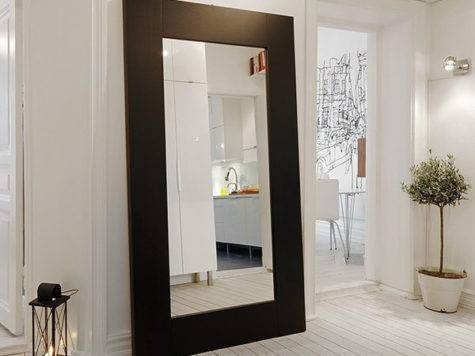 Quick Ideas Mirror Hallway Interior Design