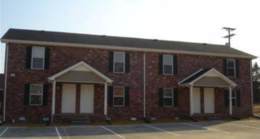 Raleigh Drive Townhomes Apartment Clarksville