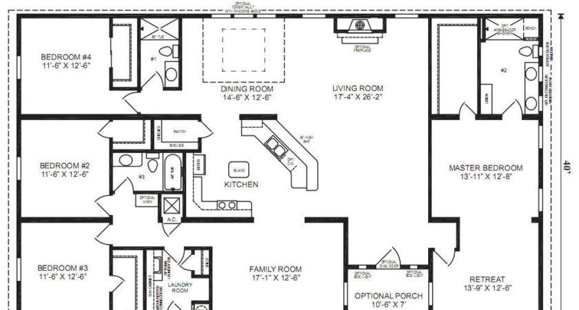 Read Manufactured Home Floor Plans