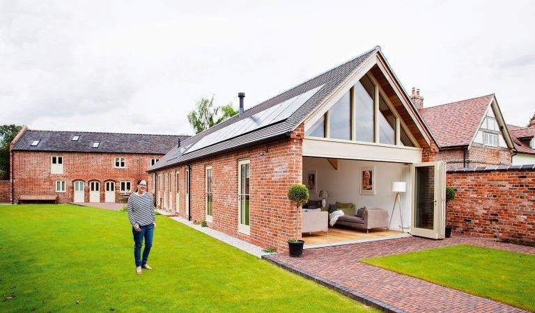 Real Home Two Storey Barn Conversion Homes