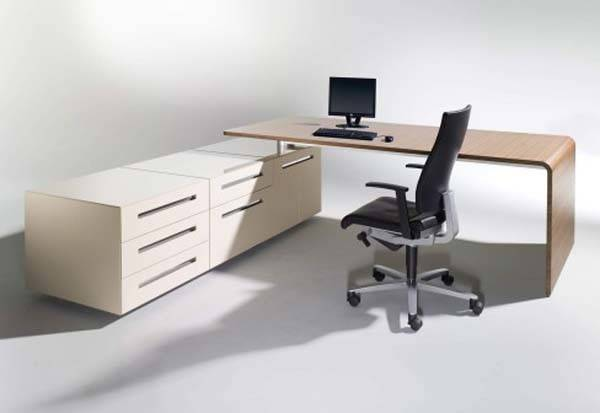 Really Cool Desk Design Ideas Organizing Clutter