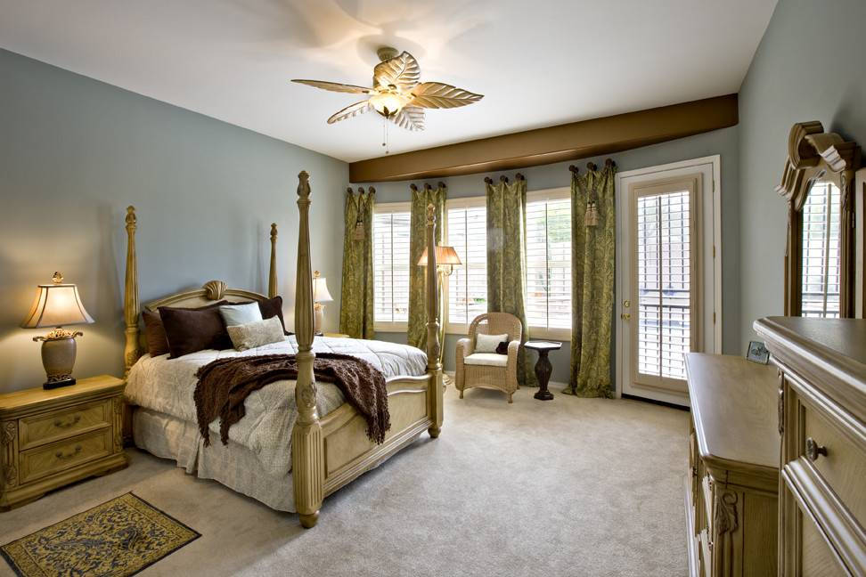 Really Nice Master Bedrooms - The Inductive