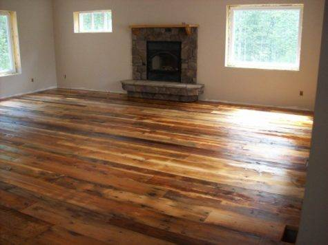 Reclaimed Flooring Types Their Pros Cons Express