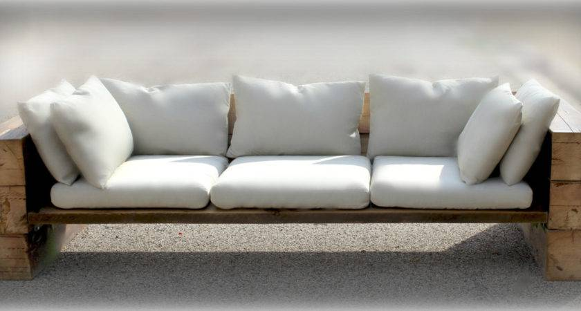 Reclaimed Wood Sofa Couch Sectional Dendroco