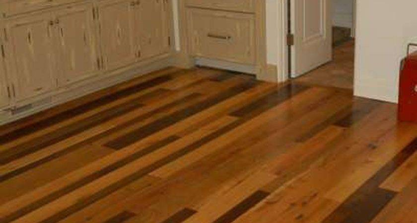 Recycled Wood Flooring Design Benefit