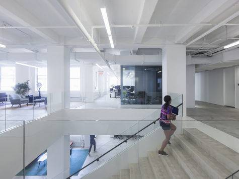 Red Bull New York Offices Inaba Archdaily