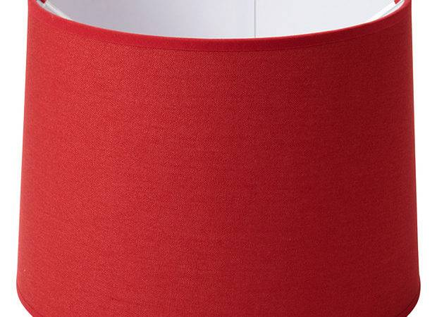 Red Drum Lamp Shade Ideas Home Decorations