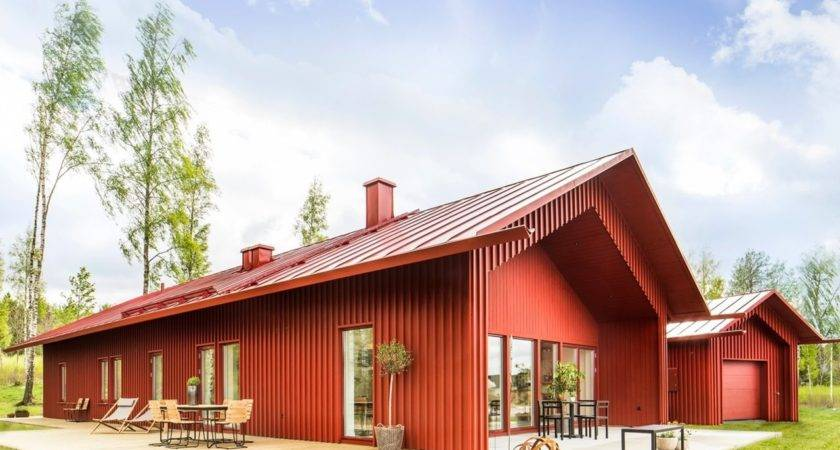 Red House Swedish Style