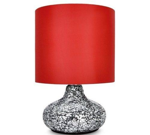 Red Lamp Shades Should Used Bring Ideas