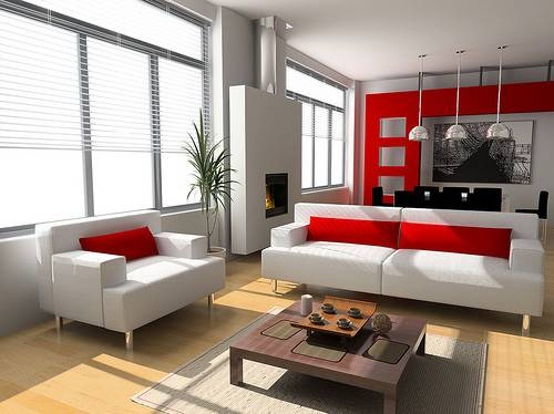 Red White Living Room Design Ideas Yirrma