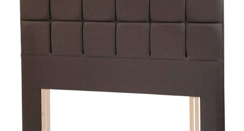 Relyon Deep Buttoned Extra Height Wide Headboard