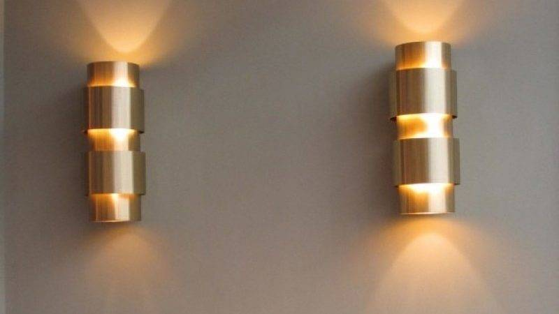 Remarkable Cool Wall Sconce Lighting