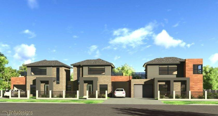 Rendering House Exterior Architectural