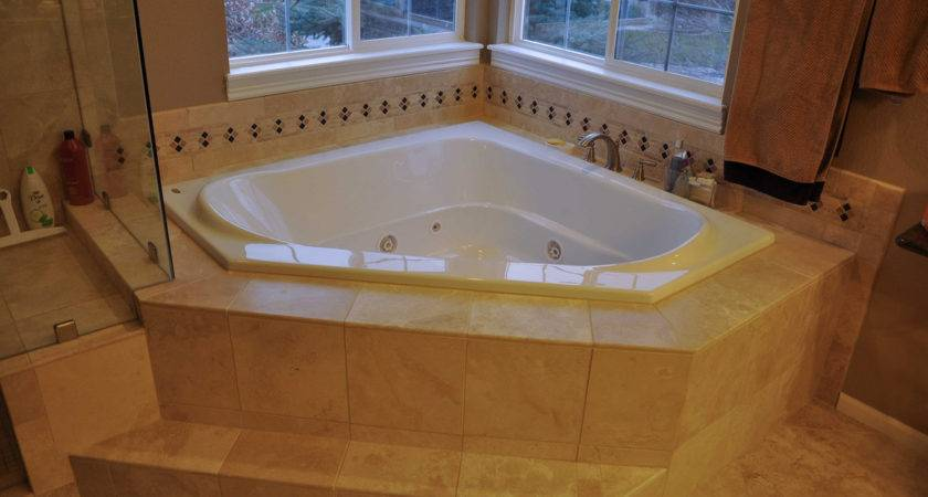 Renovate Bathroom Jacuzzi Bathtub
