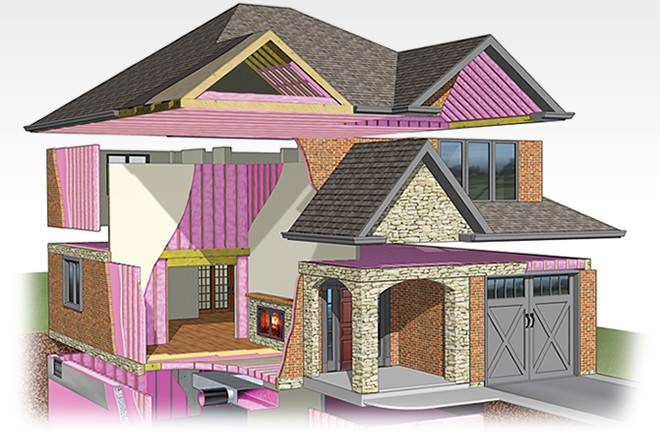 Renovation Residential Insulation Owens Corning
