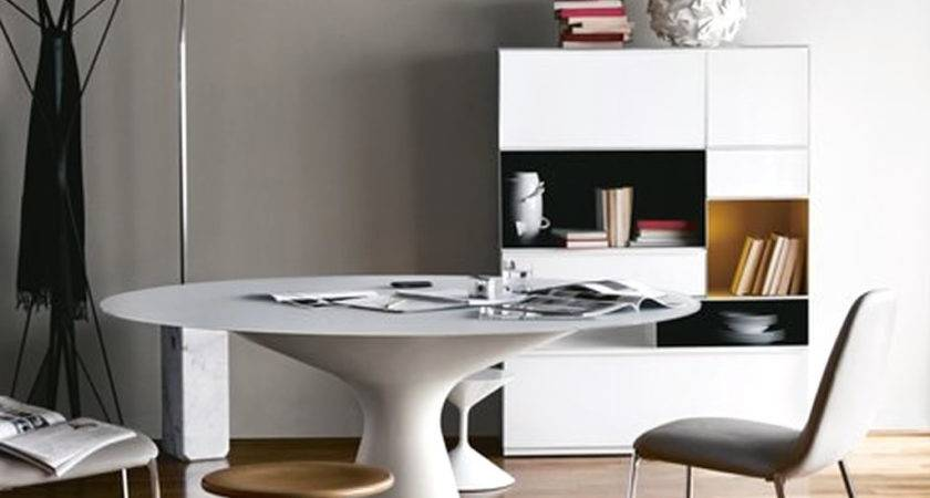Residential Interior Design Blanco Dining Table