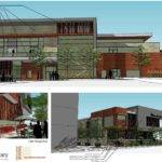 Residential Library Design Obama First Lady