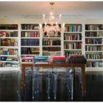 Residential Library Interior Design Tilly Cottage