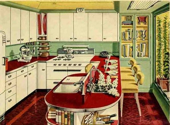 Retro Kitchen Products Ideas Renovation