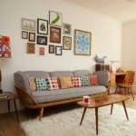 Retro Living Room Pretty Prints