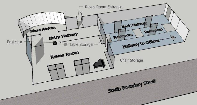 Reves Room Diagram William Mary