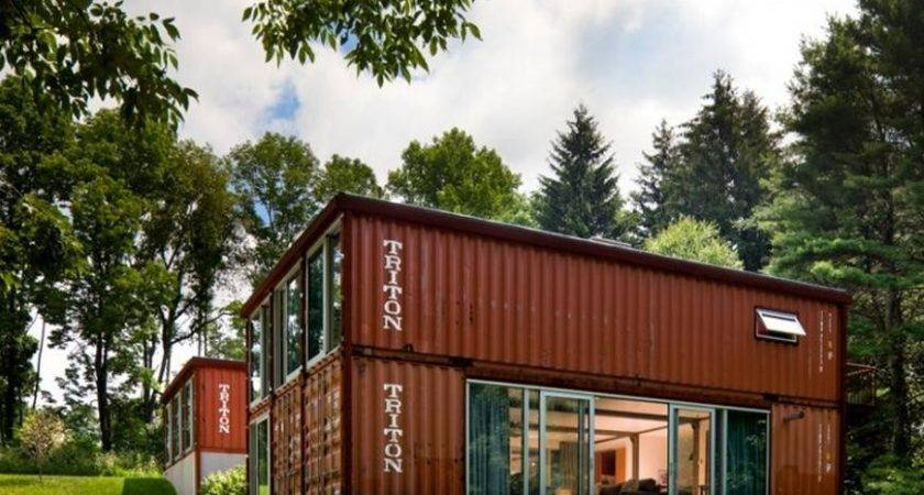 Review Beautiful Shipping Container Home