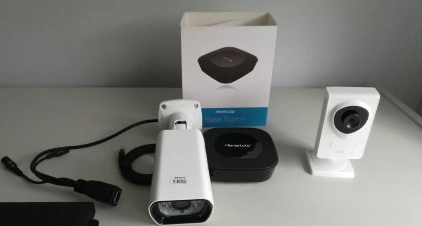 Review Cleverloop Smart Home Security System Techblog