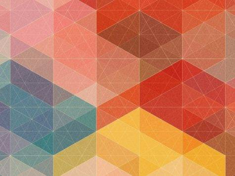 Rich Colorful Geometric Your Mobile