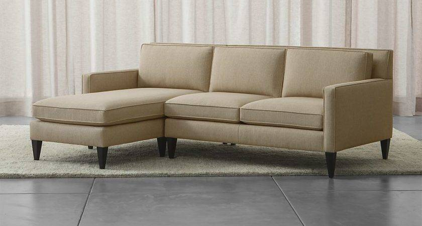 Rochelle Small Piece Sectional Crate Barrel
