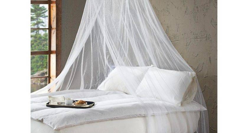 Romantic Bed Canopy Bedding Accessories