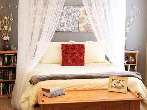 Romantic Luxurious Bedroom Canopies Fab Bliss