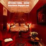Romantic Red Tones Home Decor Color Decorations