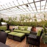 Roof Garden Design Whimsical Landscape