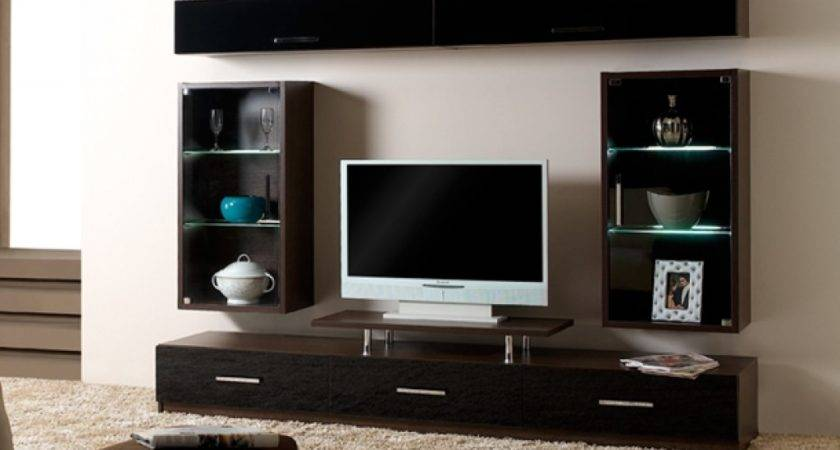 Room Furniture Designs Cabinets Living