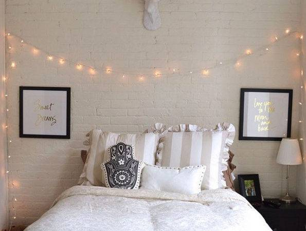Room Goals Dorm Decor Decorative Pillows Bedroom