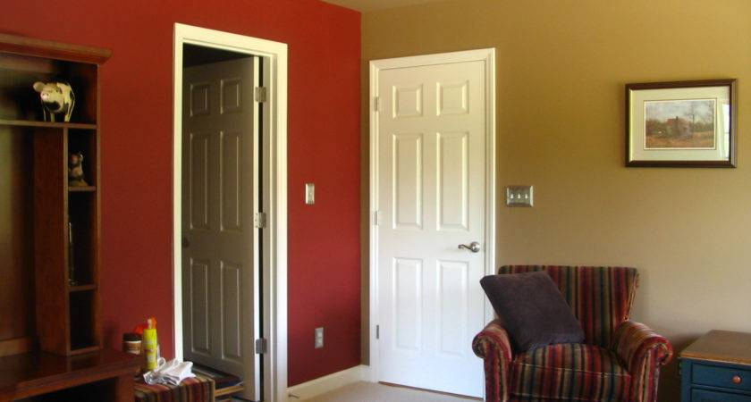 Rooms Different Colors Home Combo