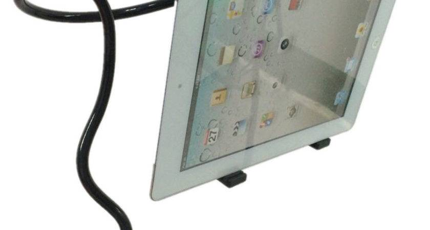 Rotating Stand Lazy Car Bed Tablet Holder