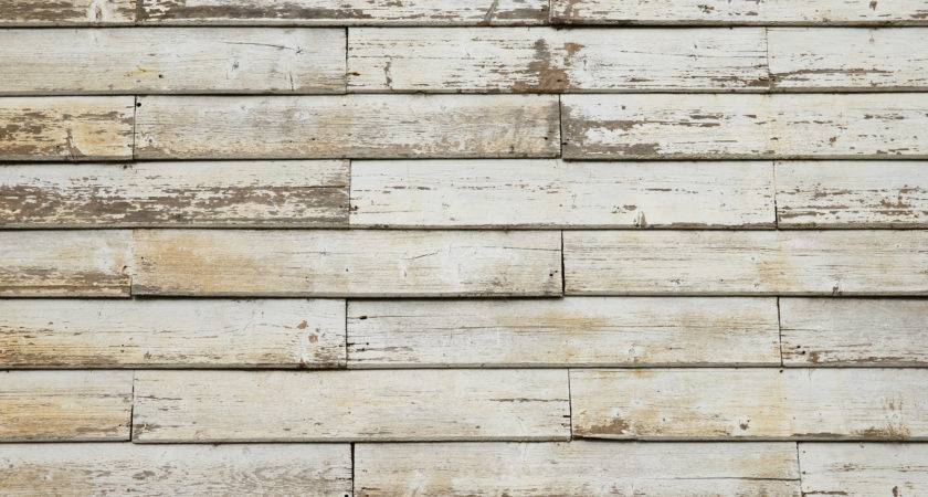 Rough Old Wooden Wall Texture