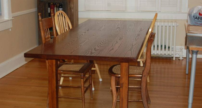 Round Dining Room Table Plans Home Interior Design Ideas