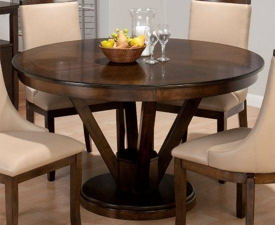 Round Dining Table Design Ideas Ultimate Home