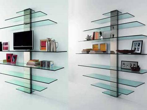 Round Glass Bookcase Layouts Iroonie