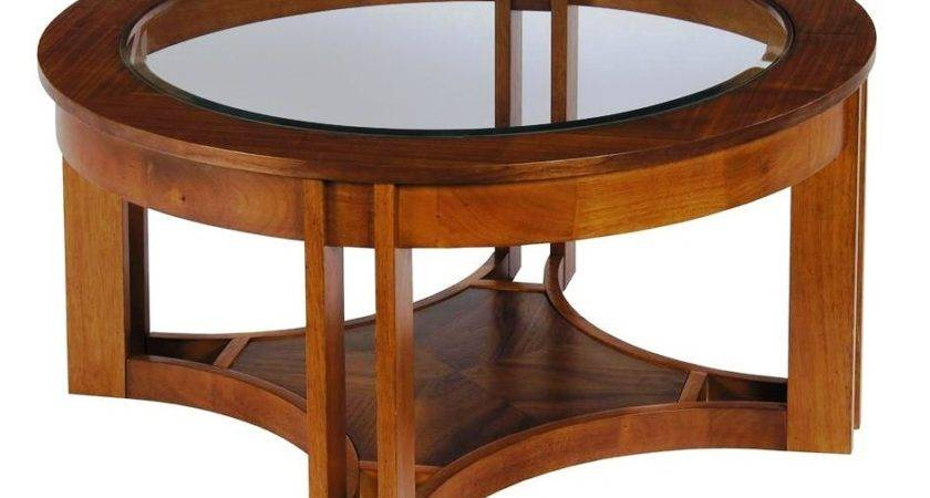 Round Modern Coffee Tables