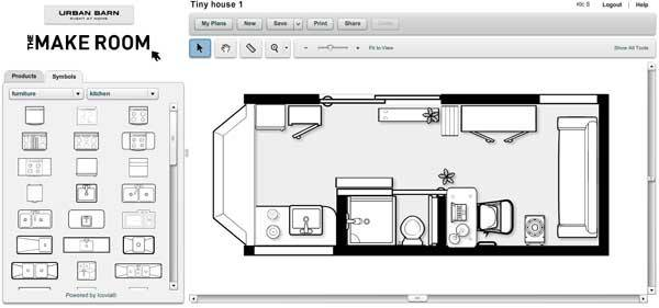 Running Your Plans Room Layout Planner