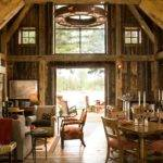 Rustic Barn Floor Plans