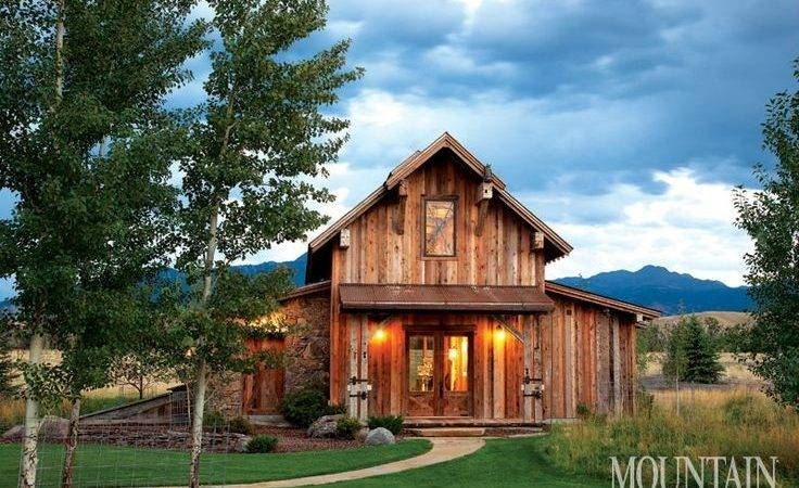 Rustic Barn Homes Home Design