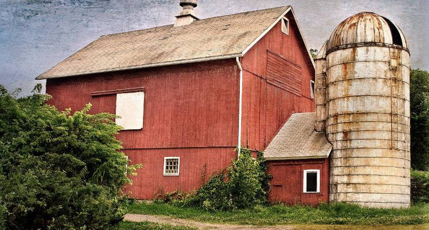 Rustic Barn Photograph Bill Wakeley