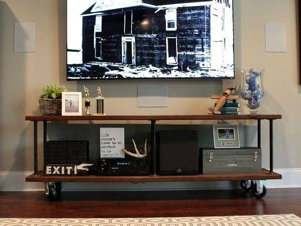 Rustic Console Ideas Can Even Try Make